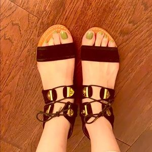Sandals in size 8 Cynthia vincent